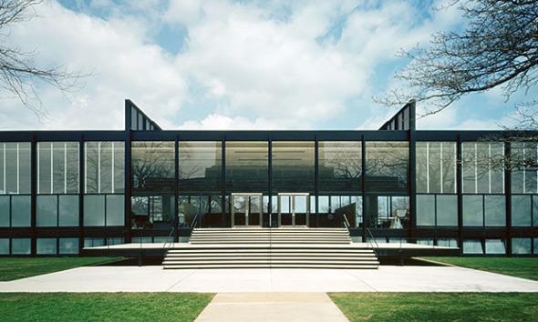 Lo mejor de la arquitectura americana. Premio de las Américas Mies Crown Hall
