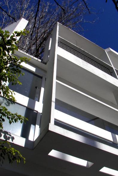 Buscan conciliar entorno de obra de Le Corbusier