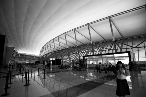 El primer aeropuerto autosuficiente será construido en Montevideo