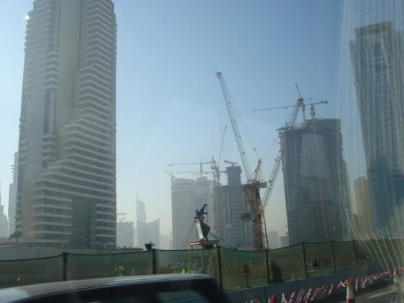 Centro de la innovación solar en Dubai