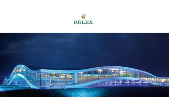 Bienal de Venecia y la Marca Rolex en asociación