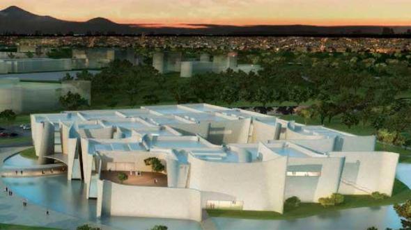 Toyo Ito busca constructora para proyecto en México