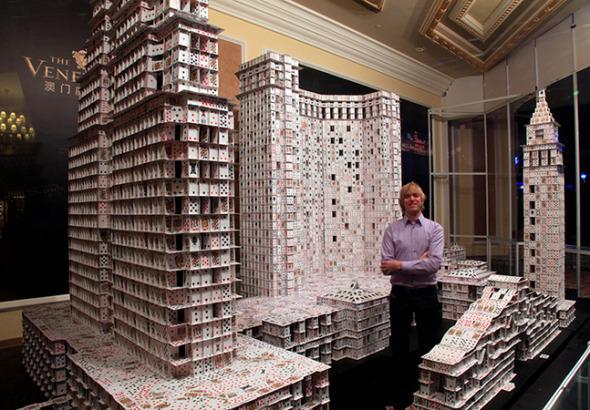Conoce al arquitecto de la verdadera House of Cards