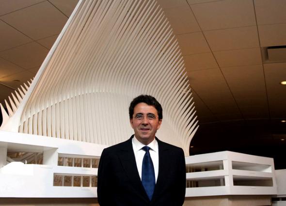 Feliz cumpleaños Santiago Calatrava.