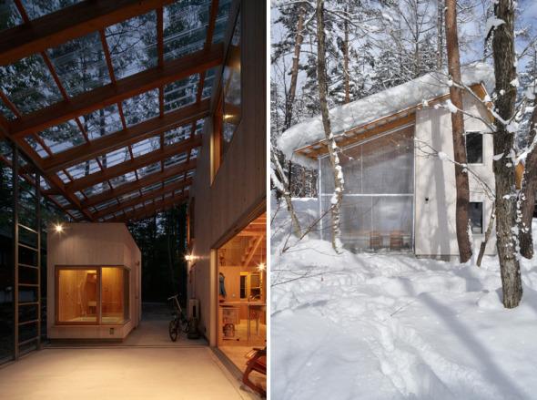 Casa para el frío