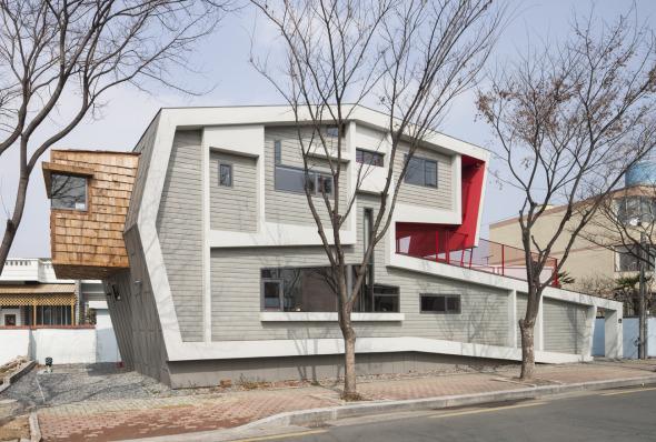 Desafío arquitectónico