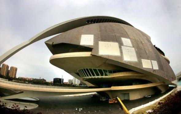 Se espera nueva propuesta de reparación de Calatrava para cubierta de Les Arts