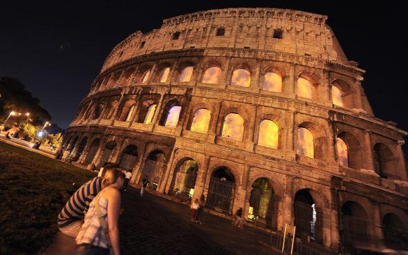 Finaliza la primera fase de la restauración del Coliseo