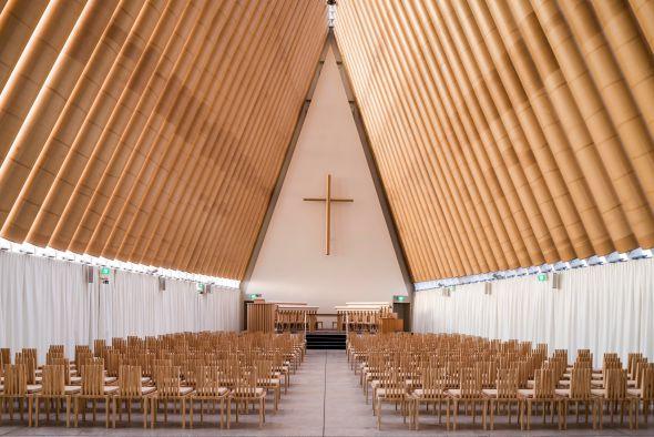 Arquitectura de cartón: Shigeru Ban