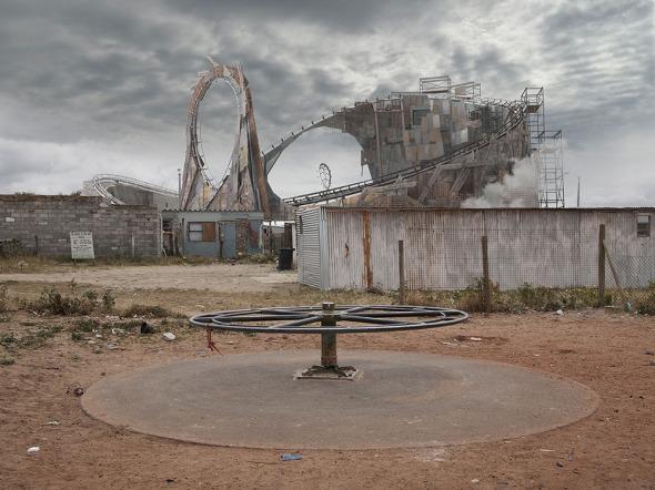 Sí Mad Max fuera un arquitecto esto es lo que construiría
