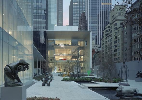 MoMA nombra nuevo arquitecto y director de diseño