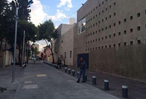 Inaugurado el corredor de Luis Barragán