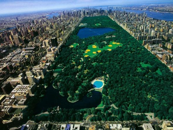 Mueven Central Park a la playa