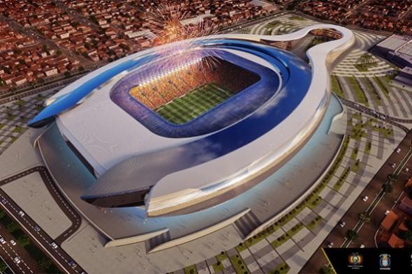 Se lanza convocatoria para construcción de estadio para Odesur 2018