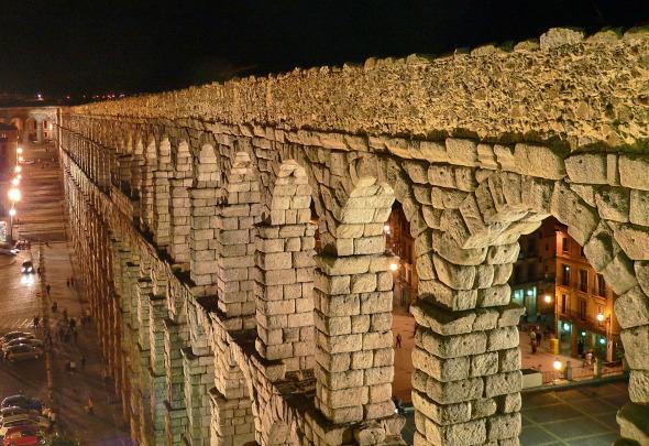 El acueducto de Segovia será remodelado