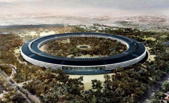 La nave espacial de Steve Jobs va tomando forma