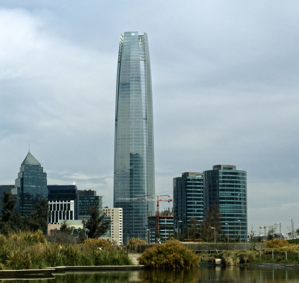 Fallece el arquitecto del edificio Costanera Center