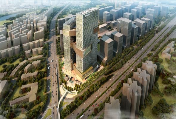 Ciudades tecnológicas en construcción
