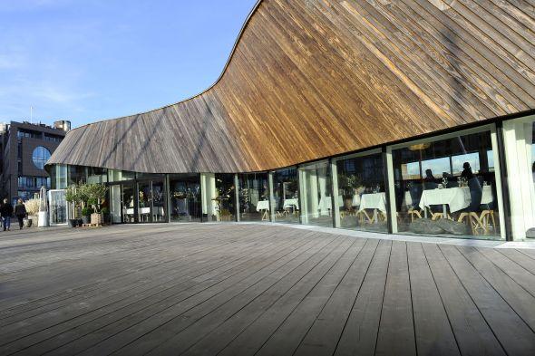 Resistente madera sostenible