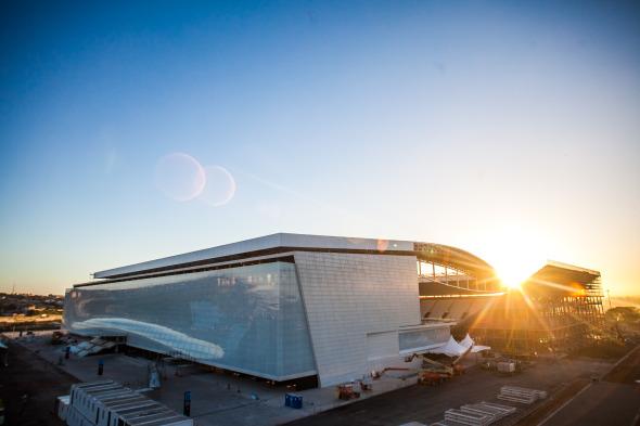Arquitectura inconclusa de Brasil 2014