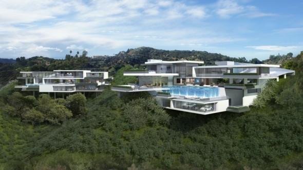 Modernas Mansiones con vistas al mar