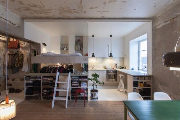 Una remodelación en 36 m2