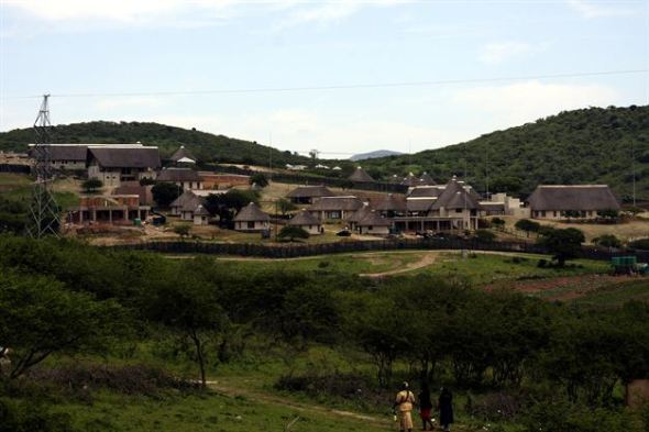 Arquitecto de Zuma entra en juicio
