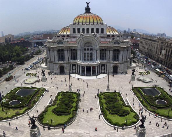 Palacio de Bellas Artes cumple 80 años