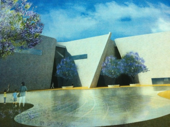Construcción de Museo de Toyo Ito no tendrá licitación
