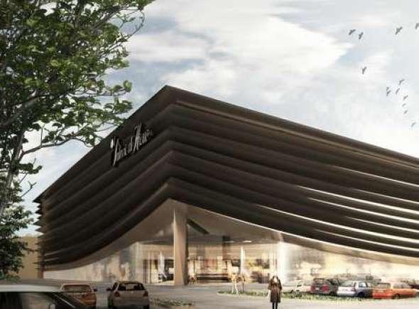Javier Sordo Madaleno diseña tienda departamental de alumino