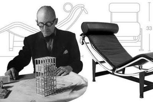 Un día como hoy fallece Le Corbusier