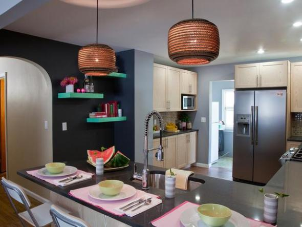 De qué color pinto mi cocina