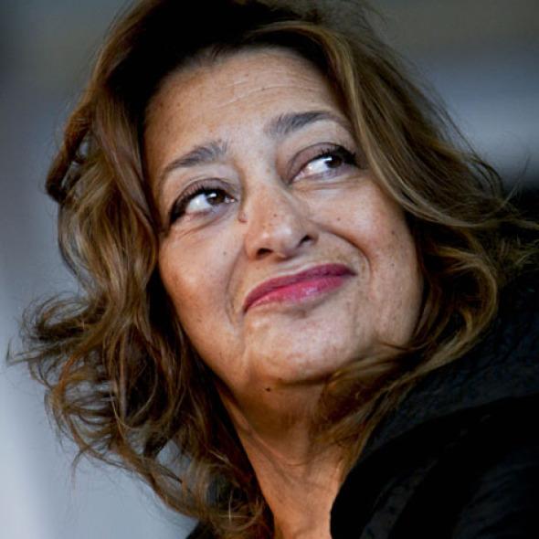 Zaha Hadid gana demanda por difamación