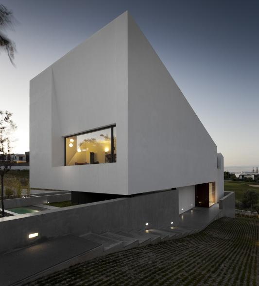 El código del concreto blanco en la arquitectura portuguesa