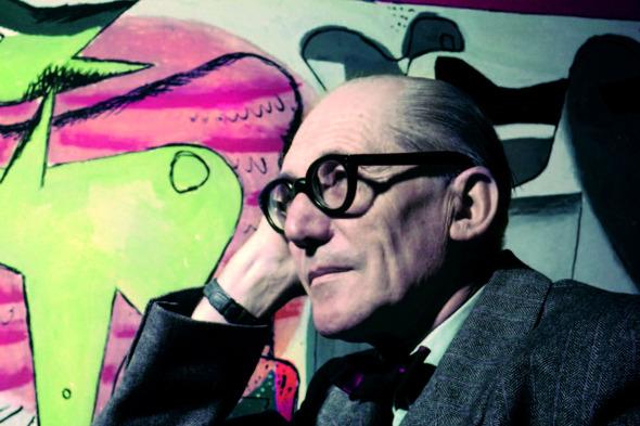 Los paisajes modernos de Le Corbusier