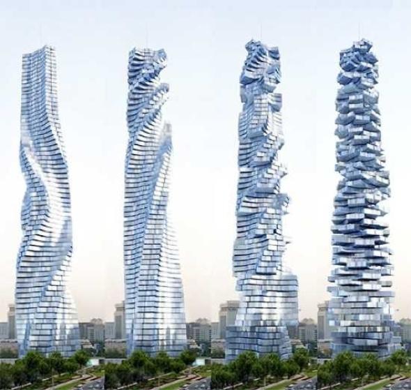 Las 8 construcciones más imponentes del mundo