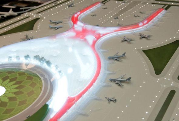 Norman Foster y Fernando Romero ganan concurso para el nuevo aeropuerto de la Ciudad de México