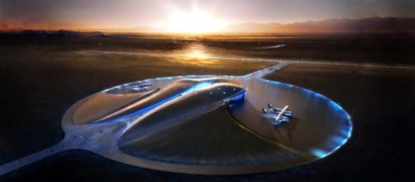 Los aeropuertos de Norman Foster