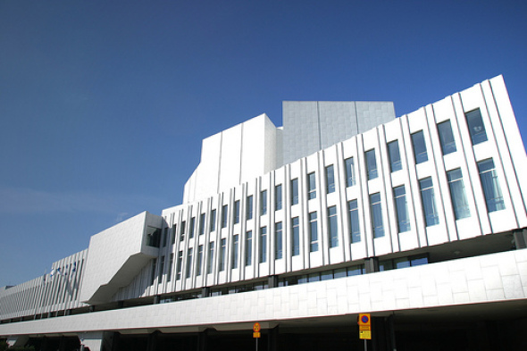 Arquitectura orgánica, arte y diseño de Alvar Aalto