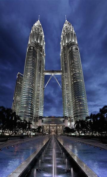 El creador de una de las torres más altas del mundo prefiere vivir en una casa de dos niveles