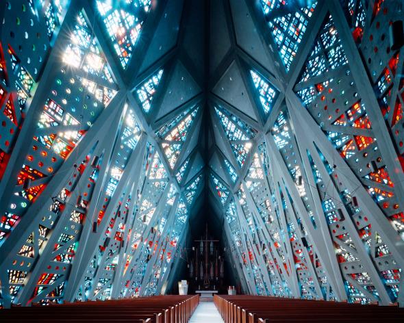 Las iglesias más impresionantes de Estados Unidos