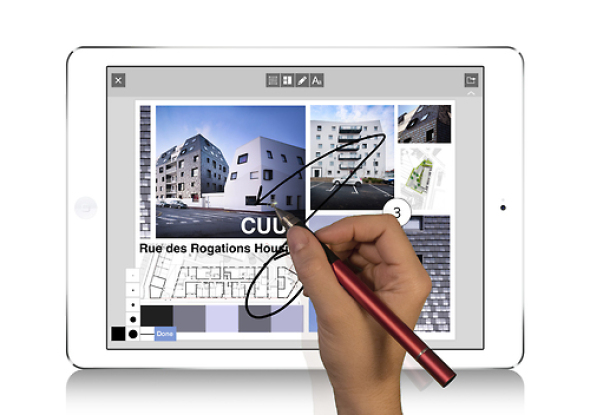 Morpholio Board 2.0. La app de Arquitectos
