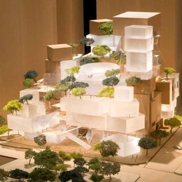 Frank Gehry es despedido del Proyecto de la Zona Cero