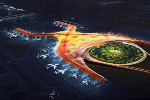 Norman Foster habla sobre su proyecto del nuevo aeropueto CDMX