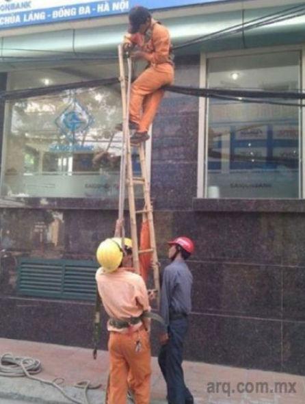 Humor en la Arquitectura, Una de las razones de la supervisión