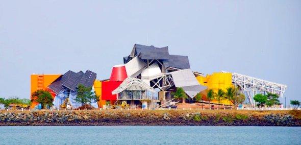 Inaguración del Primer Edificio de Frank Gehry en Latinoamérica
