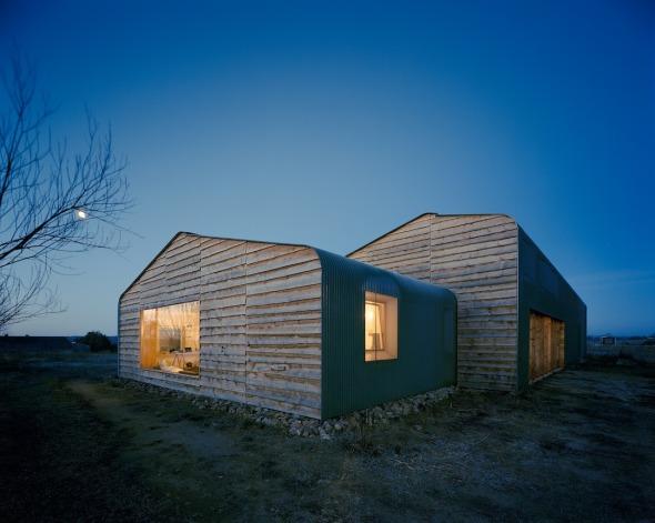 La casa del año construida en Alemania por el arquitecto Thomas Kroger