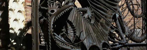 Se invertirán 900.000 euros en restaurar la finca Güell de Antoni Gaudí