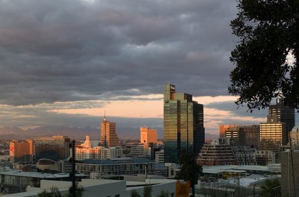 La Torre mas Ecológica de Sudáfrica
