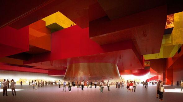 Jean Nouvel realizará el Museo de las Artes de China